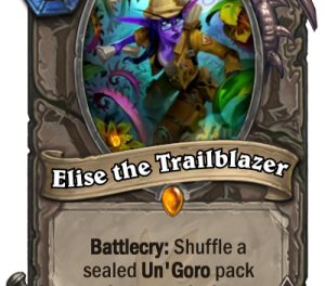 'Hearthstone' Reveals New Journey to Un'Goro Cards Including Quests and Legendaries
