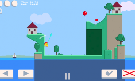 'Golf Zero' Review – Jump and Shoot