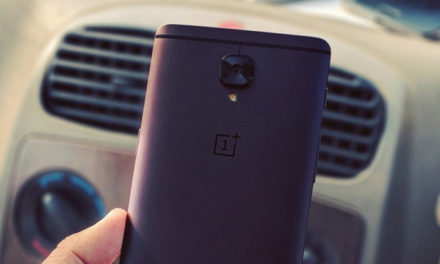 Some OnePlus 3 and 3T models have crooked camera bumps