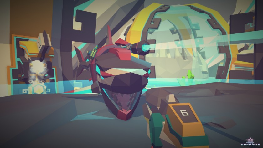 Metroid-inspired shooter Morphite finally coming to Android this spring