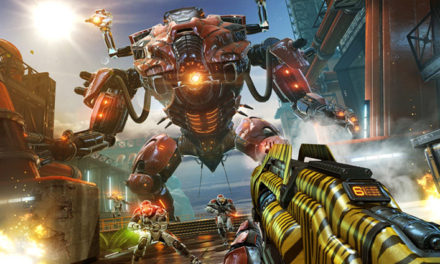 New Shadowgun Legends trailer: nearly 8 minutes of action-packed graphic bliss