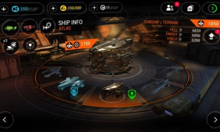Pre-register to play epic space sim Galaxy on Fire 3 as soon as it launches