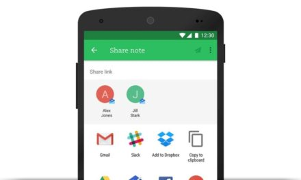 The latest Evernote Android update will make sharing notes easier