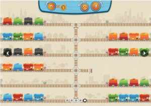 Train Mix Makes Playing with Trains Challenging and Fun