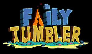 'Faily Tumbler' is the Vehicle-less Crash Simulator Spinoff of 'Faily Brakes' and 'Faily Rider'