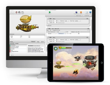The best tools for making your own mobile games