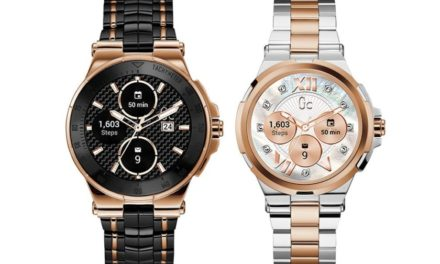 Luxury watch maker Gc to launch its first smartwatches based on Android Wear