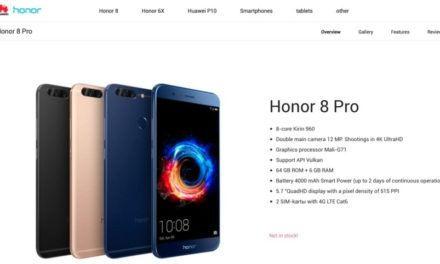 Honor 8 Pro leaked in full ahead of April 5 launch