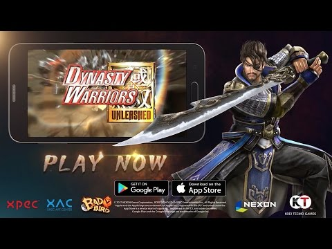Dynasty Warriors Unleashed slashes its way worldwide on Android