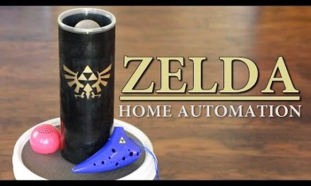 This Zelda-inspired home automation video is legendary