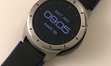 ZTE Quartz smartwatch photos and details leak, looks kind of boring