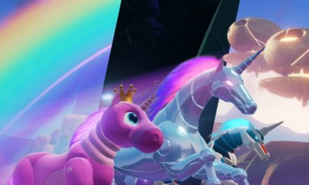 Robot Unicorn Attack 3 begins pre-registration in the Play Store