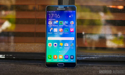 Samsung Galaxy Note 5 Android Nougat update rolls out in Turkey