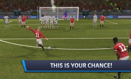 'Dream League Soccer 17' Should Entertain Fans of the Sport