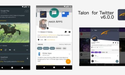 Talon for Twitter 6.0 released with new layout, additional filtering options and more