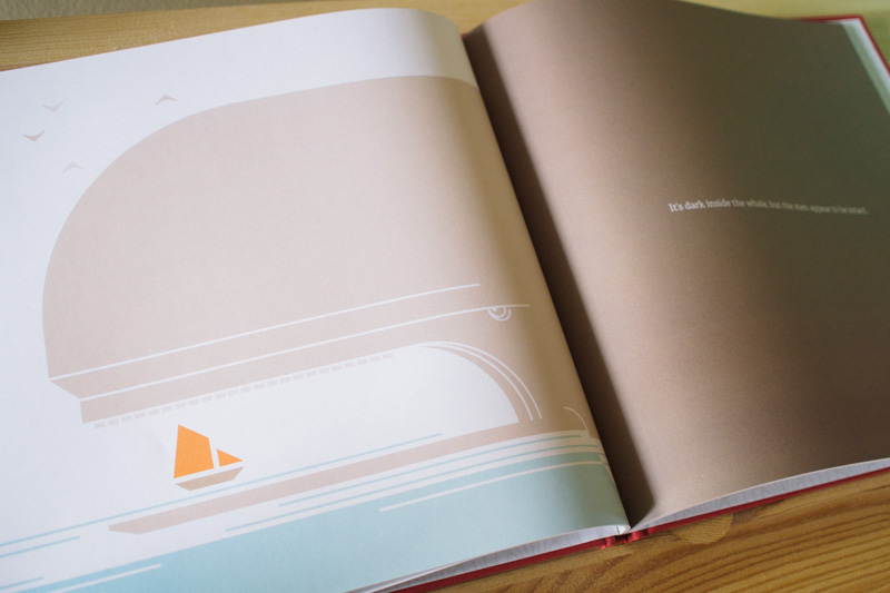 Get Your 'Burly Men at Sea' Stories as Hardcover Books