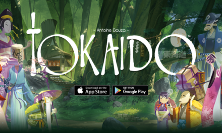 The Digital Adaptation of 'Tokaido' Has Just Journeyed to the App Store