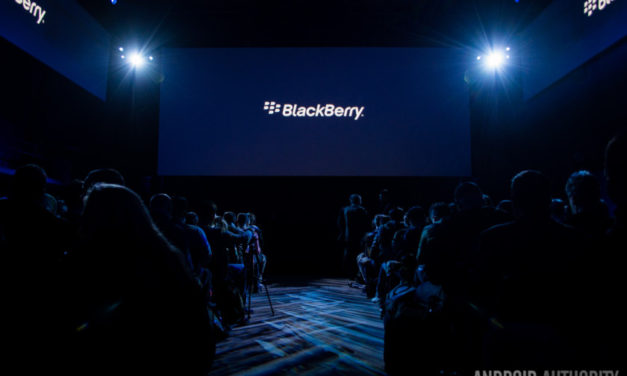 A new BlackBerry-branded Android tablet could be in the works