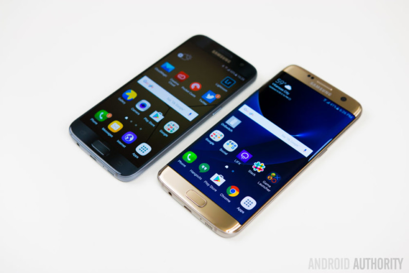 Samsung Galaxy S7 and S7 Edge get April security update in Europe