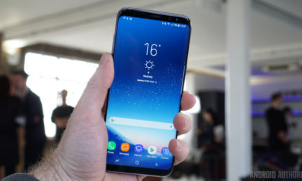 Samsung Galaxy S8 system dump makes its way online