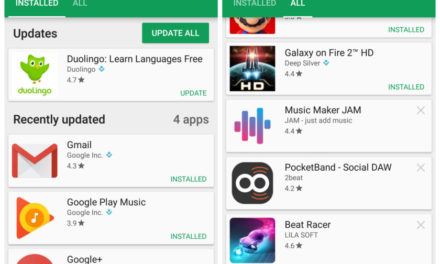 "Google Play's ""My Apps & Games"" section getting a revamp (Update: rolling out now)"