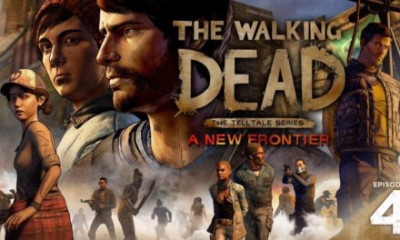 The Walking Dead: A New Frontier Episode 4 stumbles onto mobile April 25