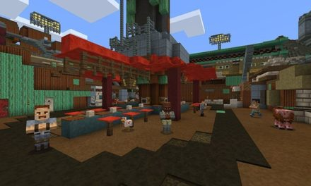 The Fallout Mashup Pack brings its post-apocalyptic looks to Minecraft Pocket Edition