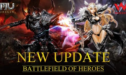 Fantasy MMORPG MU Origin adds new modes, systems, and more in a colossal new update