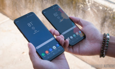 The Samsung Galaxy S8 and S8 Plus get low repair marks from iFixit