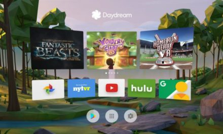 Daydream gets controller battery level indicator, notification toggles and more