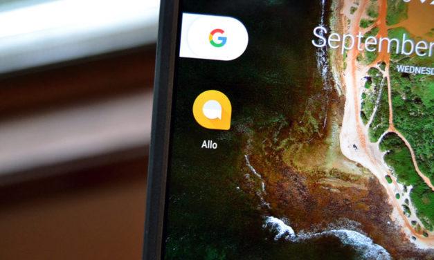 Latest Google Allo update introduces Selfie Clips