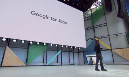 Google for Jobs finds postings all across the web