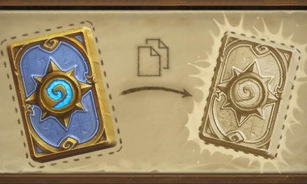 'Hearthstone' Adding Decklist Sharing and Completing Quests in Friendly Challenges