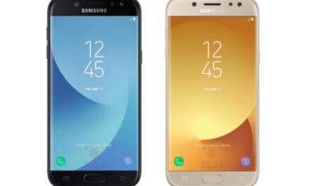 Samsung Galaxy J5 and Galaxy J7 (2017) press renders and specs leak