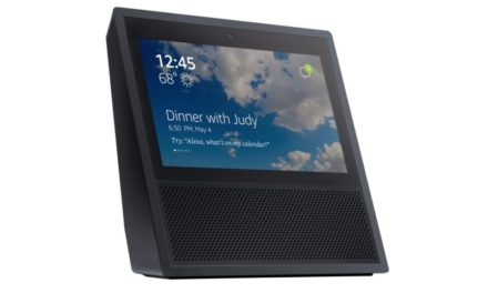 The rumored Amazon Echo touchscreen speaker may look like an old TV set [Update: high rez images]