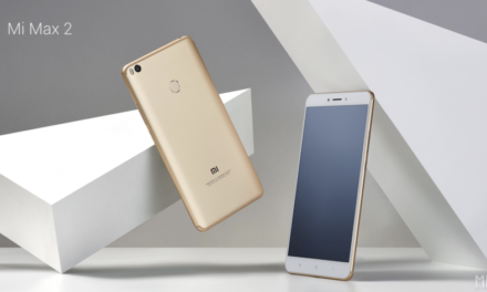 Xiaomi Mi Max 2 launched with 6.4-inch display and 5,300 mAh battery