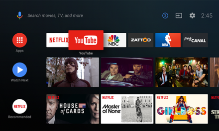 With Android O, Google gives Android TV a fresh coat of paint and more