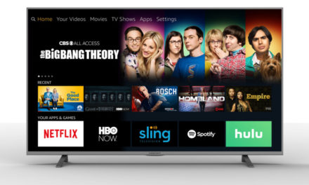 Element's 4K TV is the first to include Amazon Alexa and Fire TV