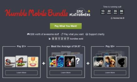The latest Humble Mobile Bundle features 9 great platformer games (Update: more games added!)