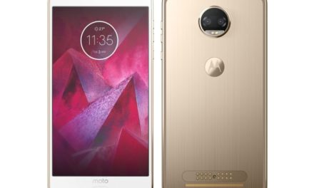 Exclusive: Here's a new look at the Lenovo Motorola Moto Z2 Force