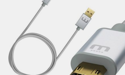 Stop plugging your MicroUSB cable in the wrong way with MicFlip