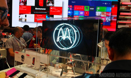 A rumored Motorola tablet could have a feature long awaited by many Android users