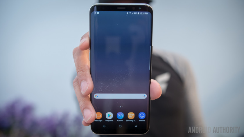 Exynos Powered Galaxy S8 Plus With Two Sim Slots Available In The Us
