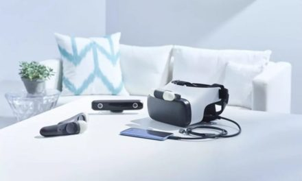 HTC releasing a mobile VR headset with motion controllers, powered by the HTC U11