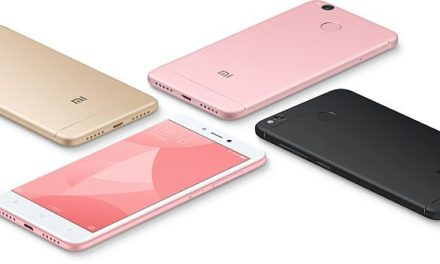Xiaomi Redmi 4X now available with 4GB of RAM and 64GB of storage