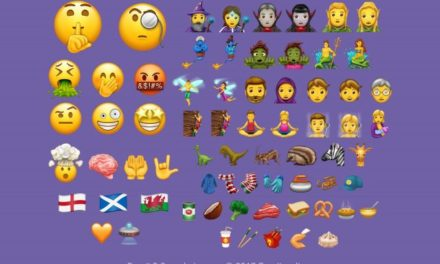 These are the 56 new Android emoji