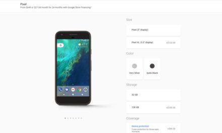 Deal: Google offers $75 off Pixel or Pixel XL when spending $750 or more with financing