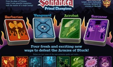 Solitairica gets its first expansion today