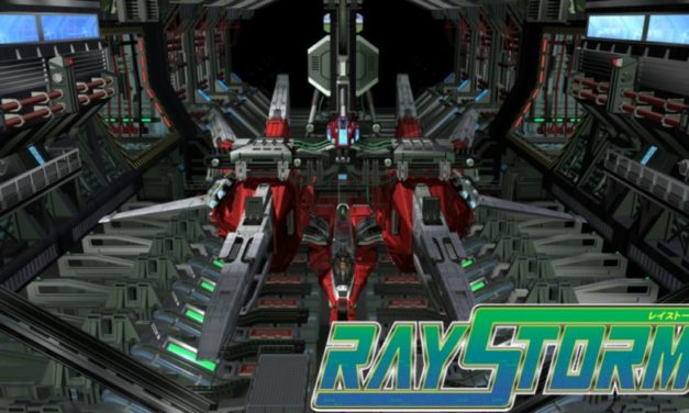 """RAYSTORM makes it to the Google Play Store with a """"special price"""" of $7.99"""