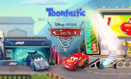 Kids can make their own Cars 3 movie with Google's Toontastic 3D app update